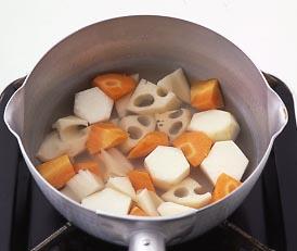 料理レシピ基本用語 / ひたひたの水|ネスレ バラ …