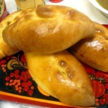 タチヤーナ先生に習うロシア料理 ピロシキ作りに挑戦!