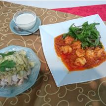 老虎菜(ラオフーツァイ)の中国料理