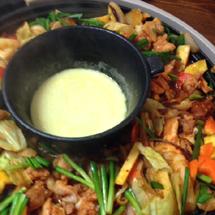 韓国料理教室・理順先生に習う人気のチーズタッカルビ