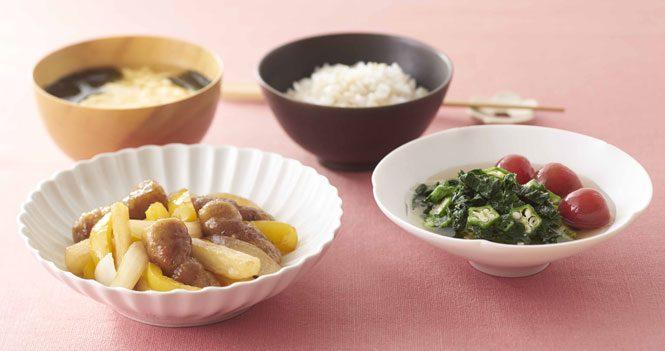 「60歳からの健康寿命をのばす料理教室」3回コース(8~10月)