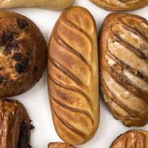 メゾンカイザーのパンを習う