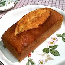 ブランデーケーキを焼こう