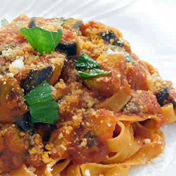 ノガラッツァのイタリア料理