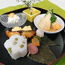なだ万の日本料理