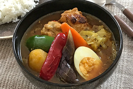 札幌チキンスープカレー