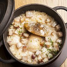 三軒茶屋ビストロRIZOのシェフに習う おもてなしフレンチ鍋炊きごはん