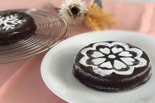 絶品チョコレートケーキ
