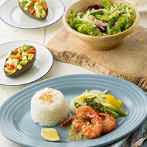 ハワイアン料理「野菜をおいしく食べる会」5月分より