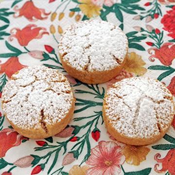 スペイン修道院の伝統菓子 ポルボロン