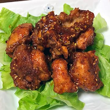 理順先生の韓国料理教室 やみつきヤンニョムチキン
