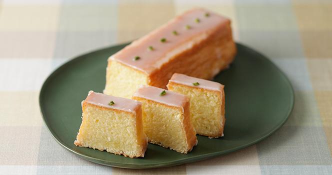 レモンのケーキ・ウイークエンド(お菓子の会より)