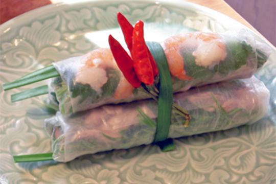 はじめてのベトナム料理
