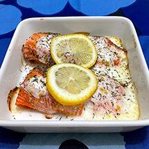 北欧フィンランドの家庭料理