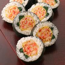 バラの花ずし