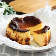 オンラインで世界旅行「スペイン」バスクチーズケーキ【ビデオOFFで参加可】